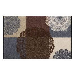 Fußmatte Salonloewe Design Alina Natur 50 cm x 75 cm