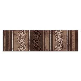 Fußmatte Salonloewe Design Arabeske Beige 60cm x 180cm