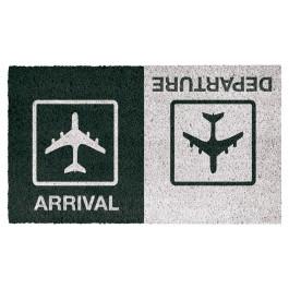 Fussmatte Arrival Departure