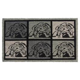 Fussmatte Bulldog Art