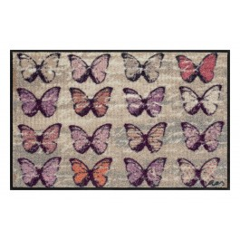 Fußmatte Salonloewe Colourful Butterflies