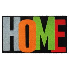 Fussmattte Colourful Home