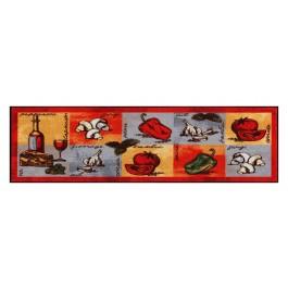 Fußmatte Salonloewe Design Cucina Mediterranea 60cm x 180cm