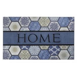 Fußmatte Eco Master home blue tiles