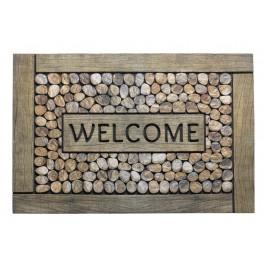 Fußmatte Eco Master welcome frames pebbles