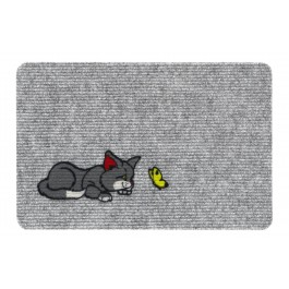 Fußmatte Flocky cat