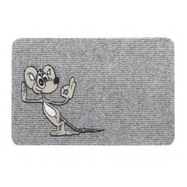 Fußmatte Flocky happy mouse