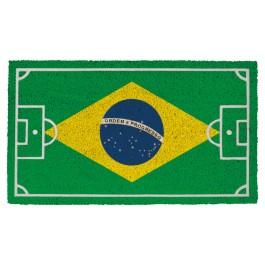 Fussmatte Football Brazil