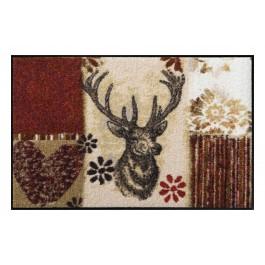 Fußmatte Salonloewe Anna Flores Frieder 50 cm x 75 cm