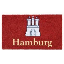 Fussmatte Hamburg Burg