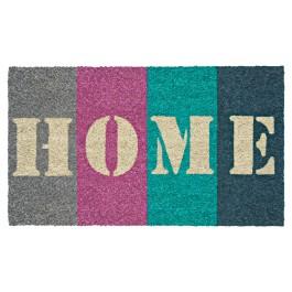 Fußmatte Home Stripes