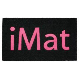Fussmatte iMat Pink