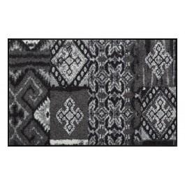 Fußmatte Salonloewe Design La Grange Black 50 cm x 75 cm