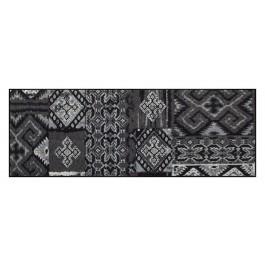 Fußmatte Salonloewe Design La Grange Black XXL