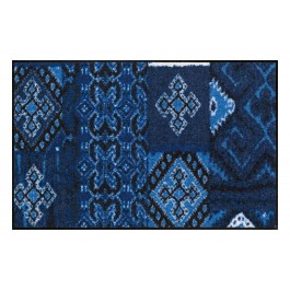 Fußmatte Salonloewe Design La Grange Blue 50 cm x 75 cm