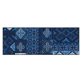 Fußmatte Salonloewe Design La Grange Blue XXL