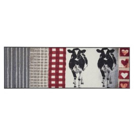 Fußmatte Salonloewe Anna Flores Landleben 60cm x 180cm