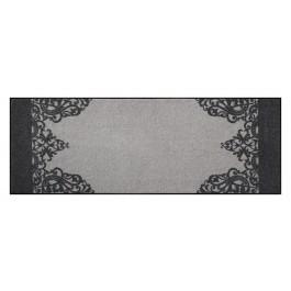 Fußmatte Salonloewe Design Leila Grey XXL