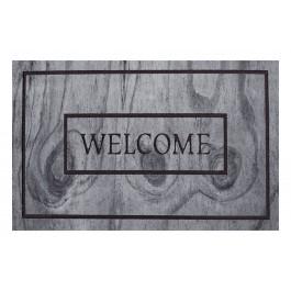 Fußmatte Master Welcome Frame grey