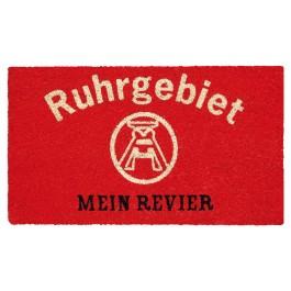 Fussmatte Mein Revier Ruhrgebiet