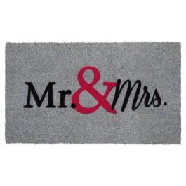 Fussmatte Mr and Mrs