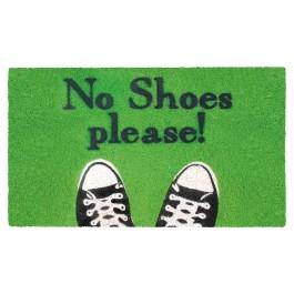 Fussmatte no Shoes
