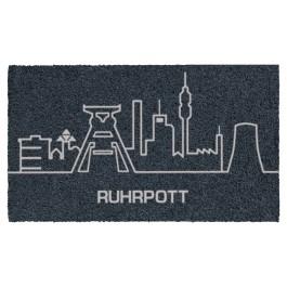 Fussmatte Ruhrpott