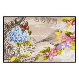 Fußmatte Salonloewe Love Bird
