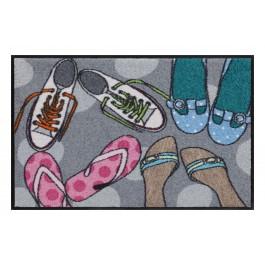 Fußmatte Salonloewe Schuh Treffpunkt