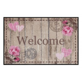 Fußmatte Salonloewe Welcome Roses