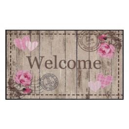 Fußmatte Salonloewe Welcome Roses XL