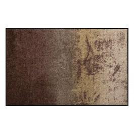 Fußmatte Salonloewe Design Shabby Brown 50 cm x 75 cm
