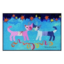 Fußmatte Salonloewe Design Sweet Dreams 50cm x75cm