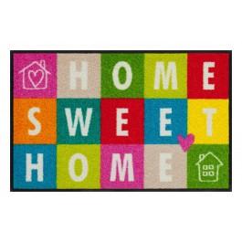 Fußmatte Salonloewe Sweet Home Squares