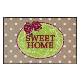 Fußmatte Salonloewe Design Sweet Home Vintage