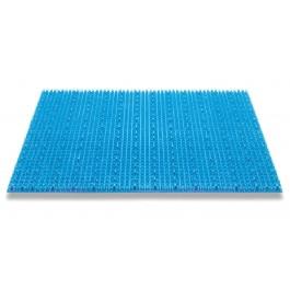 Fußmatte Trendy blau