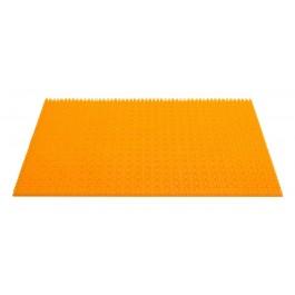 Fußmatte Trendy orange