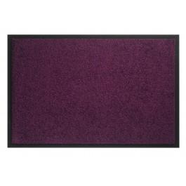 Fußmatte Twister purple