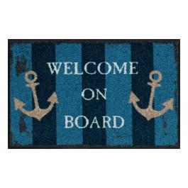 Fußmatte Salonloewe Welcome on Board