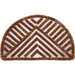 Kokos-Wendematten Cocofer halbrund