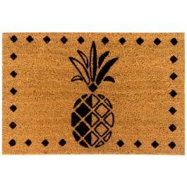 Kokosfußmatte Coco Design Ananas