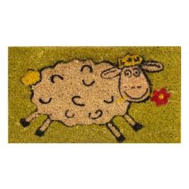 Kokosfußmatte Schaf