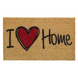 Kokosfußmatte Ruco Natural i love home