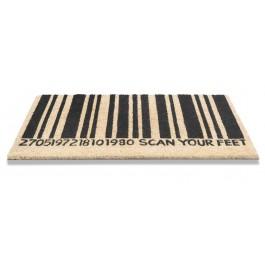 Kokosfußmatte Ruco Print barcode