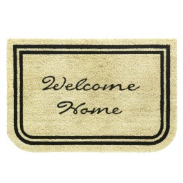 Kokosfußmatte Ruco Print Welcome Home