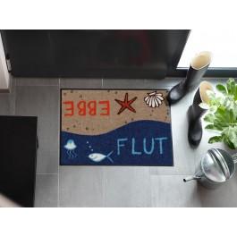Fußmatte Salonloewe Ebbe und Flut Milieu