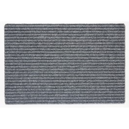Fußmatte Lako Rips grau