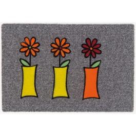 Fußmatte Lako Superstep Blumen