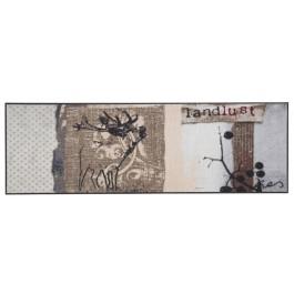 Fußmatte Salonloewe Anna Flores Landlust 60cm x 180cm