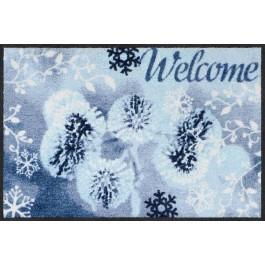 Fußmatte Welcome Winter